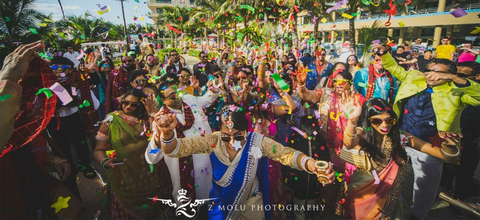South Asian Gourmet Inclusive Wedding Experience
