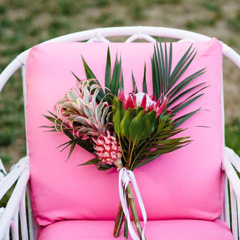 Bouquet Pineapple