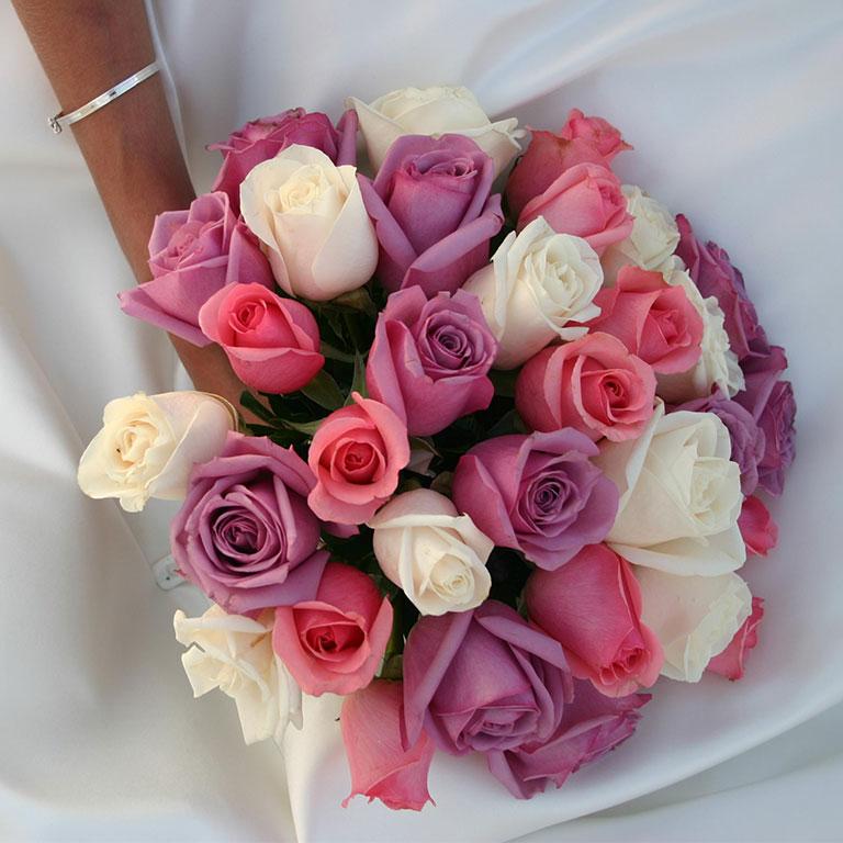 Brides Large Pastel Bouquet