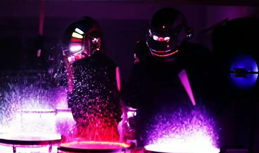 Daft Punk Performance.JPG