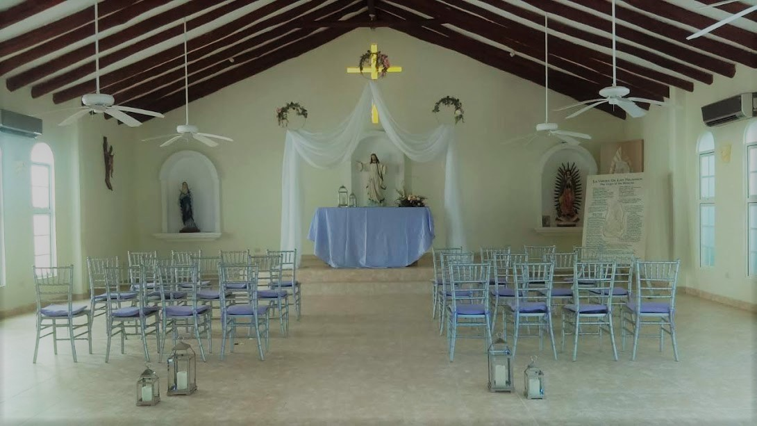 EDM CHAPEL WITH RINGS