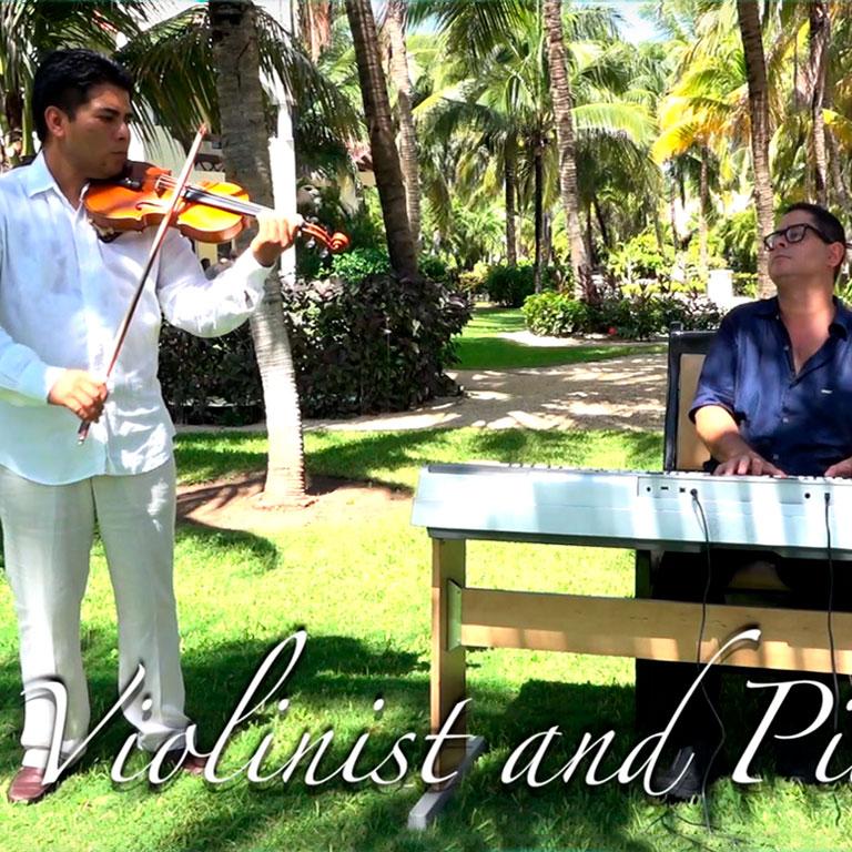 Violinista Pianista