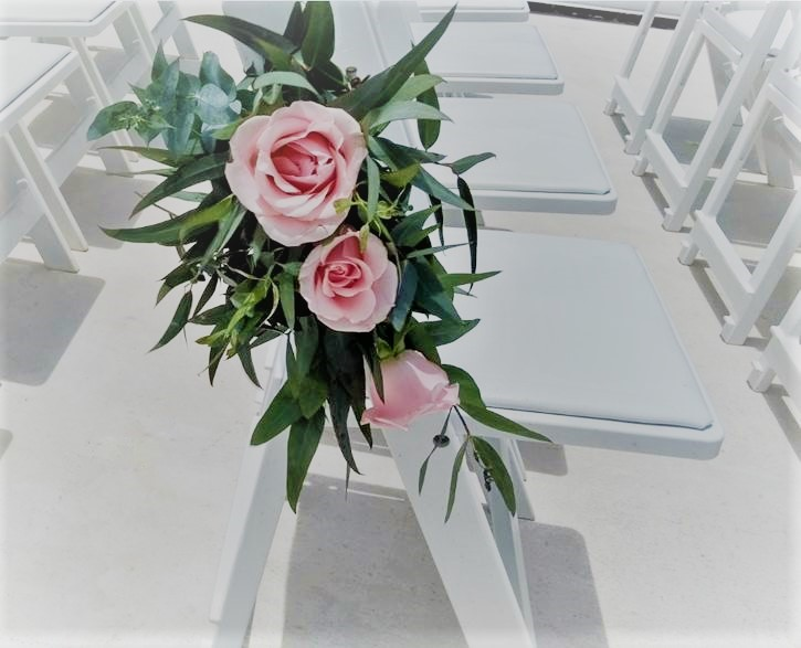 Chair Corsage