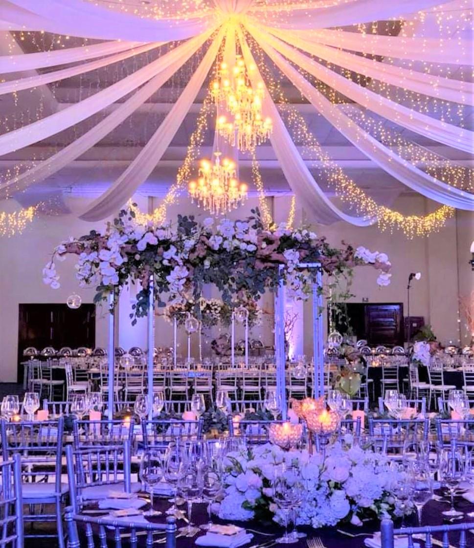 Florals Edr Ballroom