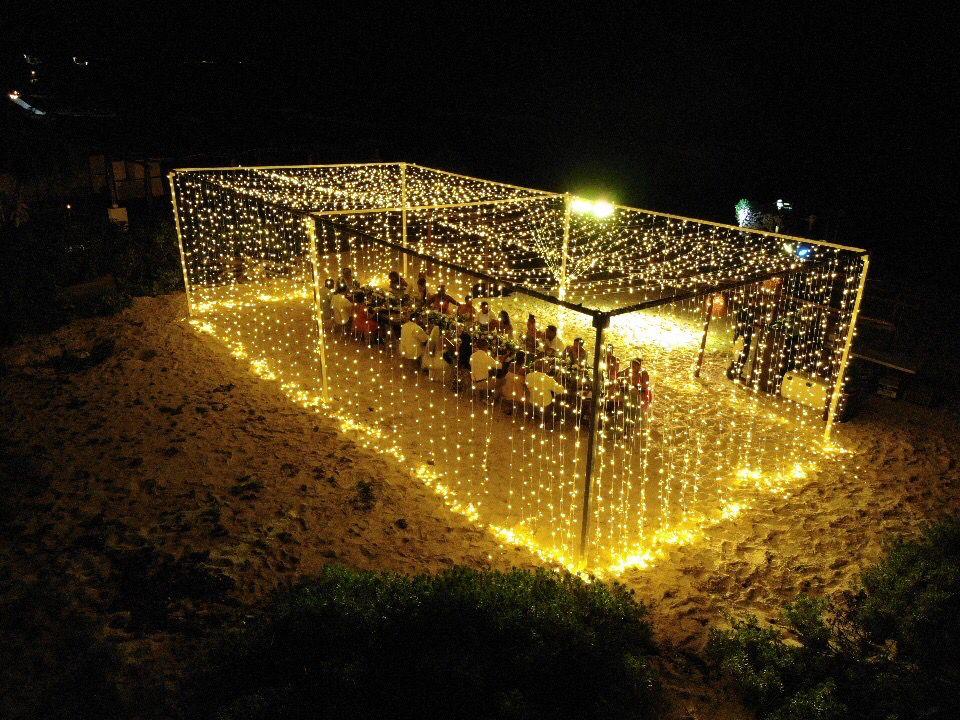 Gold Cube Beach