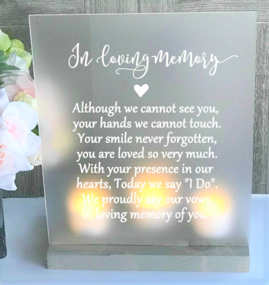 In Loving Memory Wedding Sign.PNG