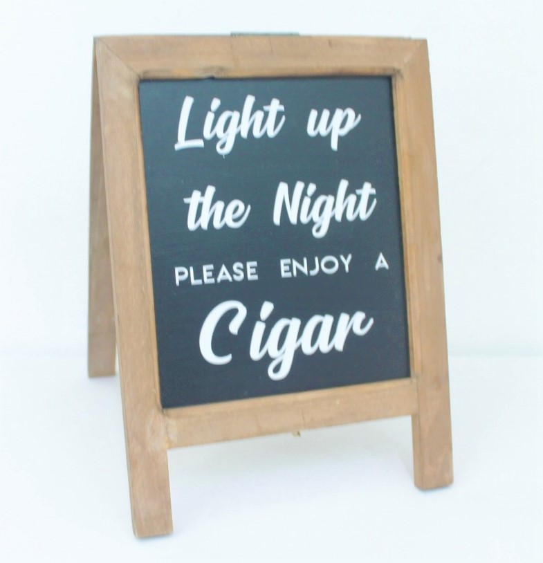 Light Up The Night Enjoy A Cigar