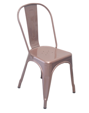 Rose Gold Tolix Chair 10 Pieces Available.PNG