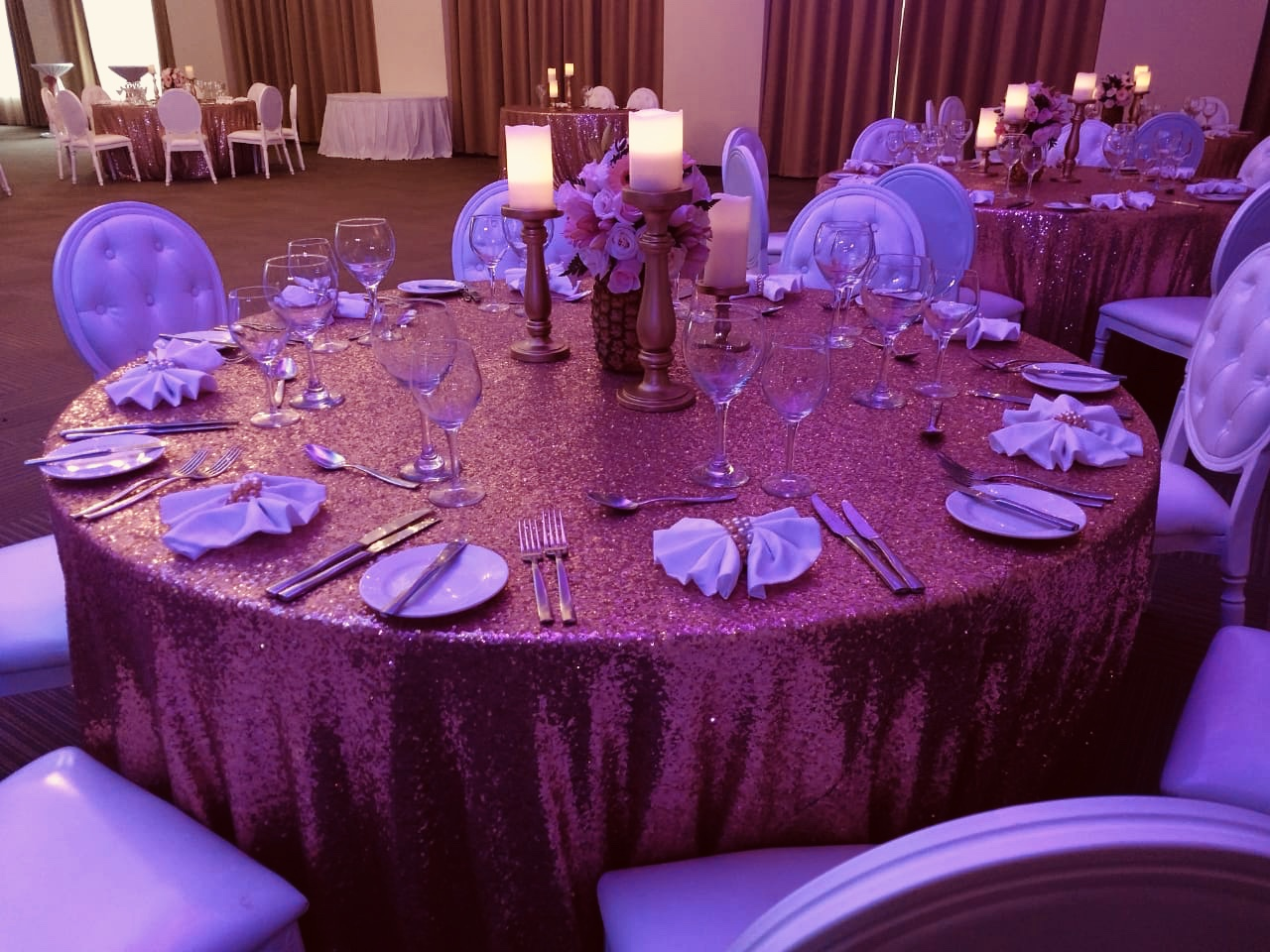 Tablecloths Overlays Napkins And Table Runners