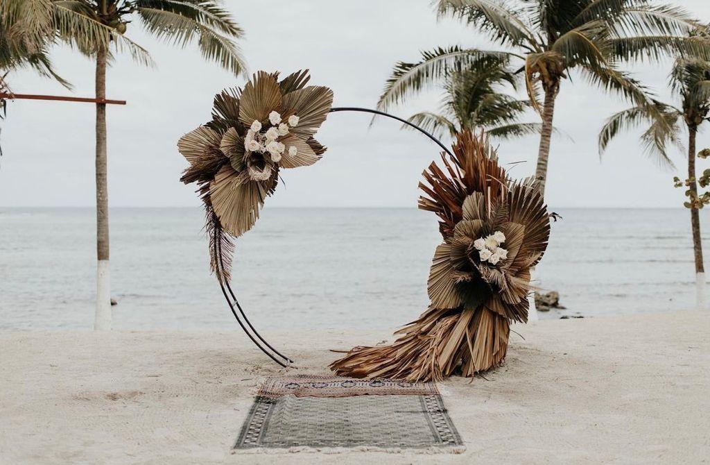 Ultra Boho Circle Of Love Beach
