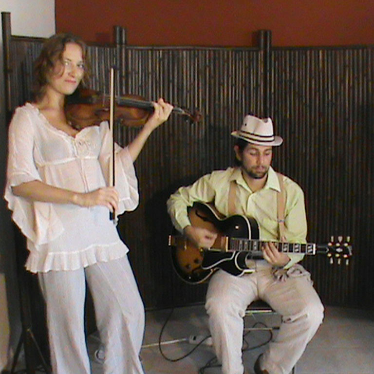 Violin Guitar Chillout